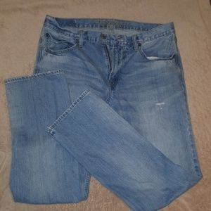 American Eagle jeans slim straight 34/32